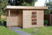 WEKA | Designhuis 172 A | 385 x 300 cm