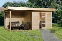 WEKA | Designhuis 172 B | 530 x 300 cm