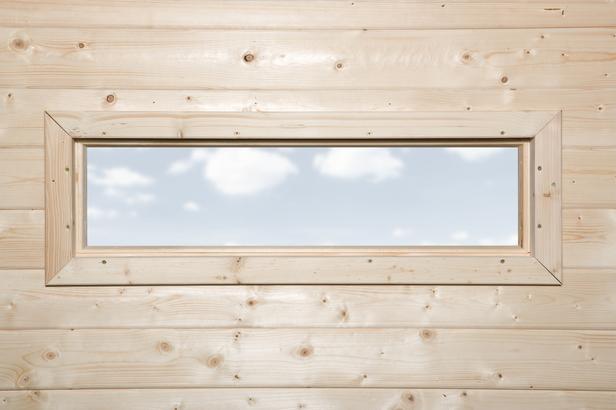 WEKA | Enkel raam voor designhuis 126 en 172