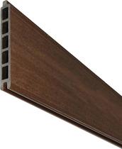 Felixwood | SeriAL | WPC Aluminium systeemschutting los profiel | Bruin