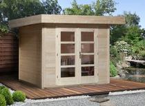 WEKA | Designhuis 126 Gr.1 | 295x210 cm