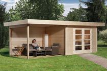 WEKA | Designhuis 126 B | 590 x 240 cm