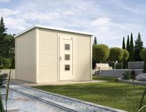 WEKA | Designhuis 'wekaLine' 413 Gr.1 | 250x250 cm