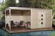 WEKA | Designhuis 'wekaLine' 413B Gr.2 | 596x300 cm