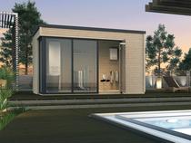 WEKA | Designhuis Cubilis Gr.2 | 380x380 cm