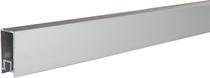 SeriAL | Topprofiel voor Aluminium Scherm | Zilver