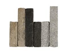 Gardenlux | Rockline walling 37.5x12.5x12.5 | Antraciet