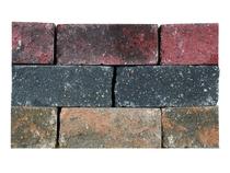 Gardenlux | Cliff Walling 30x12x12 | Bruin/zwart