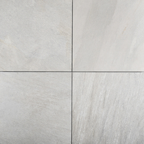 Gardenlux | Cera4line Mento 60x60x1 | Cuarcita Gris