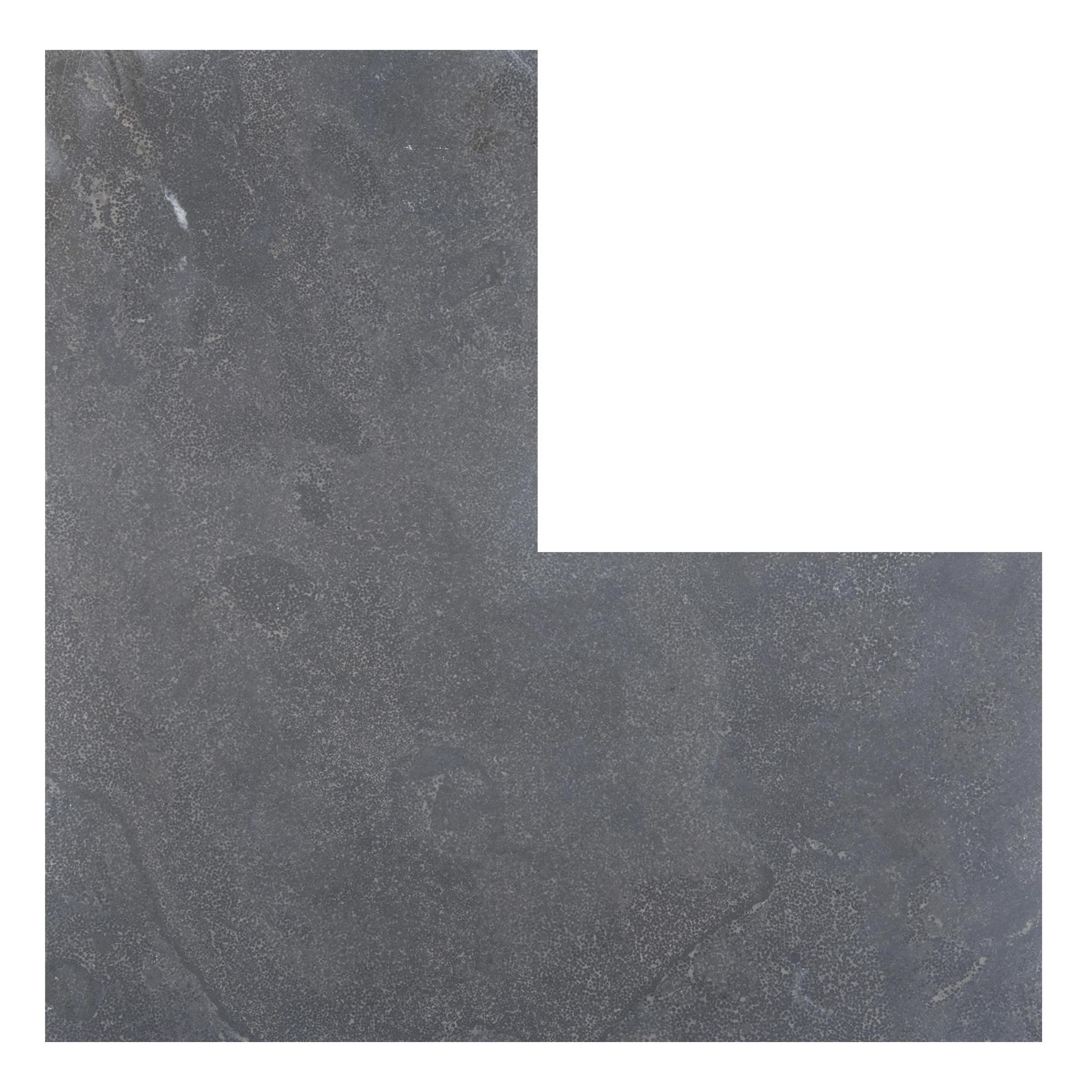Gardenlux | Vijverrand hoekstuk Asian Bluestone | 3x25x50/50