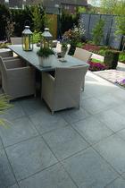 Gardenlux | Opsluitband graniet | 5x10x100