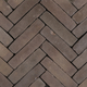 Gardenlux | Antic Bricks 5x20x6.5 | Polderbruin