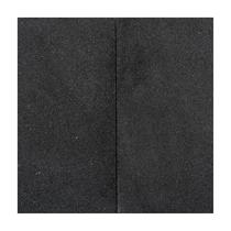 Gardenlux | Topcolors Elegance 100x100x6 | Onyx Black