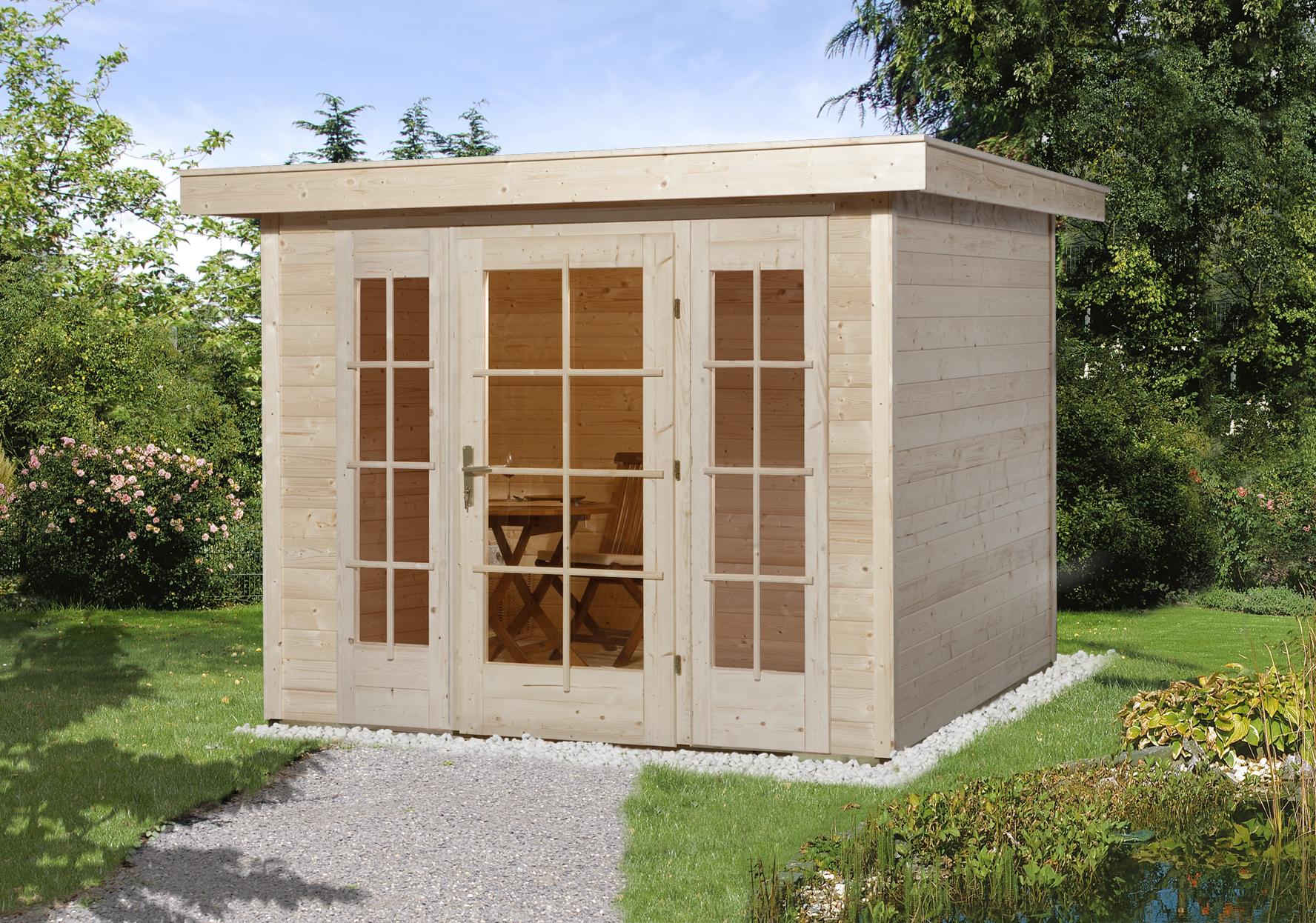 WEKA   Tuinhuis 172 Gr.2   295×299 cm
