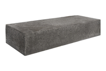 Gardenlux | Traptrede Oud Hollands 100x40x20 | Antraciet