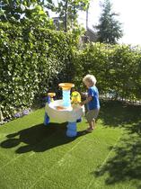 Gardenlux | Kunstgrastegel 50x50x2.5