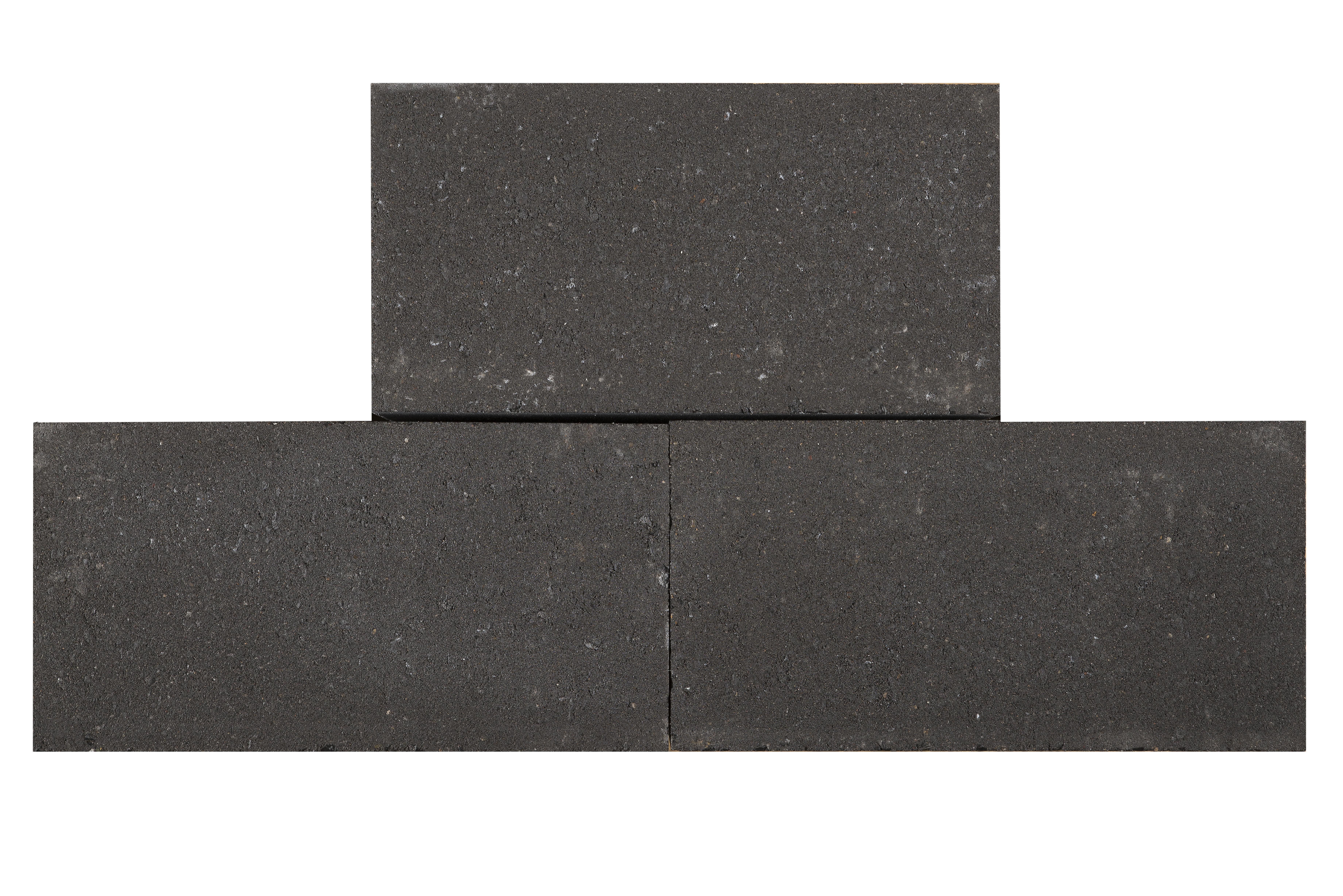 Gardenlux | Palino Block strak 45x15x15 | Antraciet