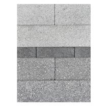 Gardenlux | Argent Walling randblok 22x10x6.5 | Black