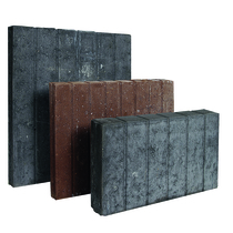 Gardenlux | Mini Blokjesband 6x20x50 | Geel