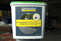 Gardenlux | All Weather Stonefix | Emmer 15 kg