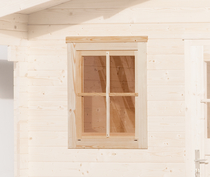 WEKA | Enkel raam tbv 21 en 28 mm wanden