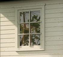 WEKA | Extra raam tbv tuinhuis 213
