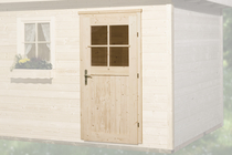 WEKA | Enkele deur tbv 21 + 28 mm wanddikte