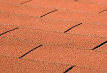 WEKA | Bitumen dakspanen | Rechthoekig | Rood