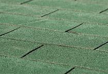 WEKA | Bitumen dakspanen | Rechthoekig | Vintage groen
