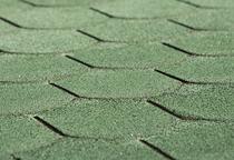 WEKA | Bitumen dakspanen | Beverstaart | Vintage groen