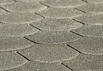 WEKA | Bitumen dakspanen | Beverstaart | Antraciet