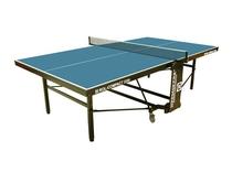 Heemskerk-sport | Indoor tafeltennistafel Rol-Compact 2200 Blauw