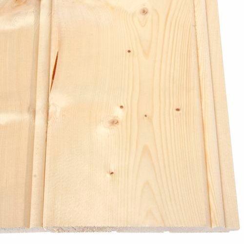 CanDo | Vuren schroten paneel kraal 12x132 mm | 270 cm