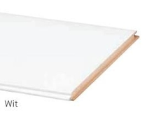 CanDo | MDF wand- en plafondpanelen 3.37 m2 | Wit essen