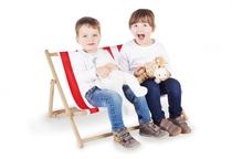 Ligstoel | Linus voor 2 kinderen