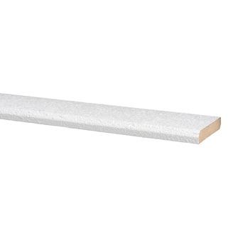 Agnes | Plafondlijsten ommanteld 5 stuks | Wit linnen