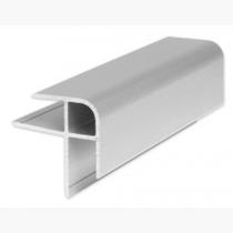 CanDo | Aluminium profiel t.b.v. tegelpaneel | Buitenhoek