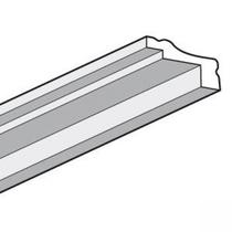 CanDo | Plafondlijst Donau 40x34 mm | 24 stuks