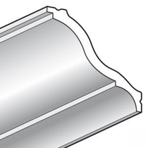 CanDo | Plafondlijst Isonzo 90x85 mm | 7 stuks