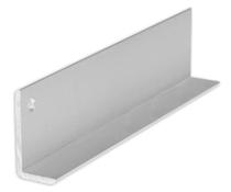CanDo | Aluminium profiel t.b.v. tegelpaneel | Start- en eindprofiel