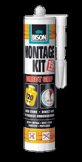 Bison | Montagekit Direct grip | 370gr