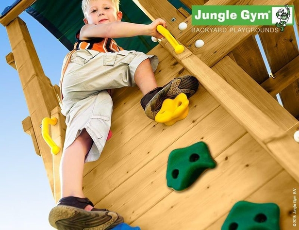 Jungle Gym | Rock Wall