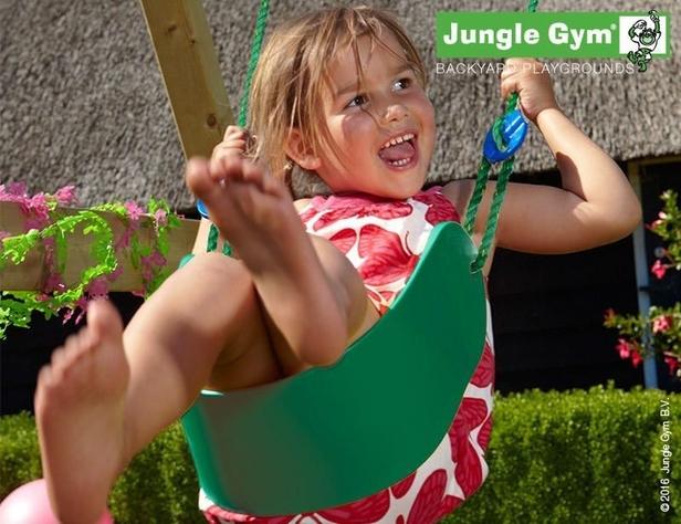 Jungle Gym | Sling Swing | Groen