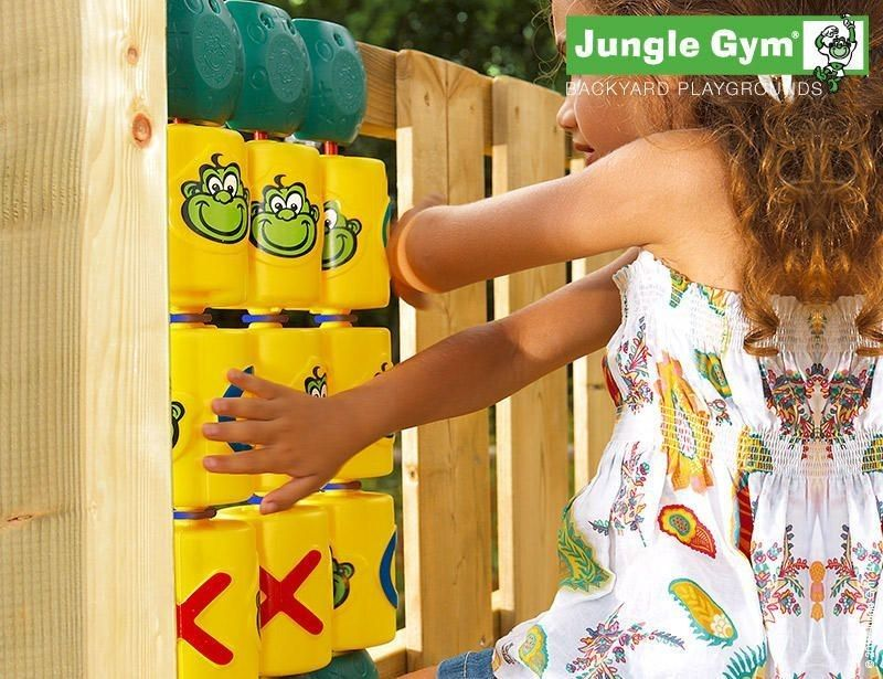 Jungle Gym   Tic Tac Toe