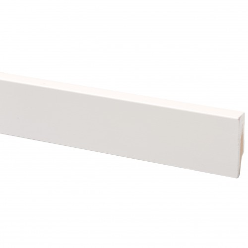 CanDo | Plint gelakt 1558 6 stuks | 58x15 mm