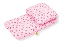 Dolls beddengoed roze | Luv