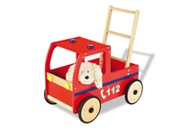 Loopwagen brandweer | Klaus