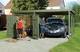 WEKA   Carport 607 Gr.3   478x579 cm