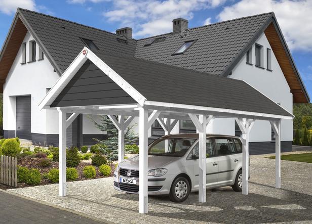 WEKA   Carport 614 Gr.1   294x591 cm