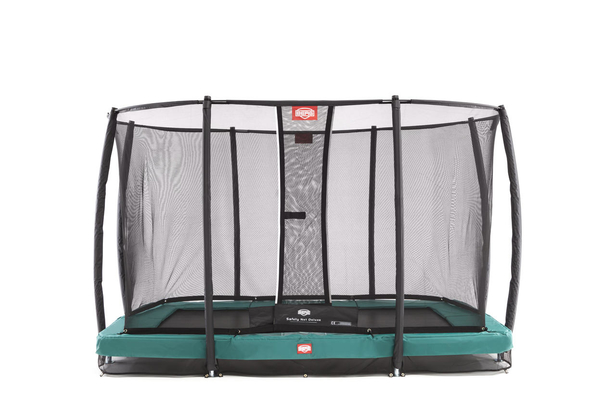 BERG InGround EazyFit Green + Safety Net EazyFit